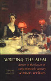 Writing the Meal by Diane Elizabeth McGee image