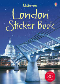 London Sticker Book by Rosie Dickins