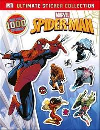 Ultimate Sticker Collection: Spider-Man by Julia March