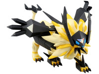 Pokemon: Moncolle EX Necrozma (Dusk Mane ver.) - PVC Figure