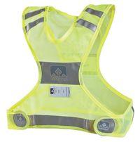 Nathan Streak Reflective Vest Neon Yellow (L/XL)
