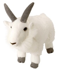 Cuddlekins: Mountain Goat - 12 Inch Plush