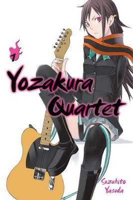 Yozakura Quartet: v. 1 by Suzuhito Yasuda