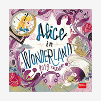 Alice in Wonderland 2019 Wall Calendar