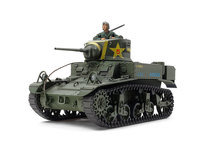 Tamiya 1/35 U.S. Light Tank M3 Stuart Late Production - model Kit