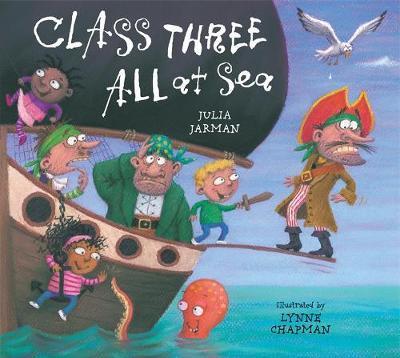 Class Three All At Sea by Julia Jarman image