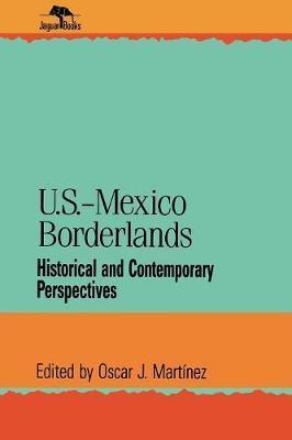 U.S.-Mexico Borderlands image