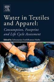 Water in Textiles and Fashion