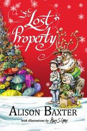 Lost Property by Alison Baxter