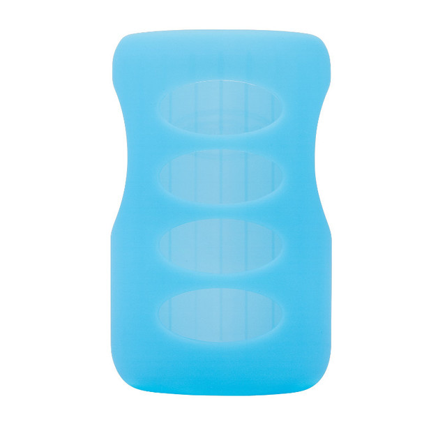 Dr Brown's Protective Sleeve for Wide Neck Glass 270ml - Blue