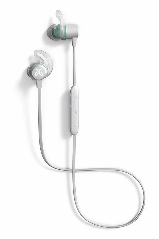 Jaybird: Tarah Wireless Sport Headphones - Nimbus Gray / Jade