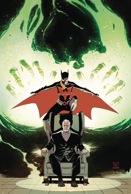 Batman Beyond - #38 (Cover A) by Dan Jurgens