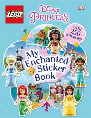LEGO Disney Princess My Enchanted Sticker Book by DK