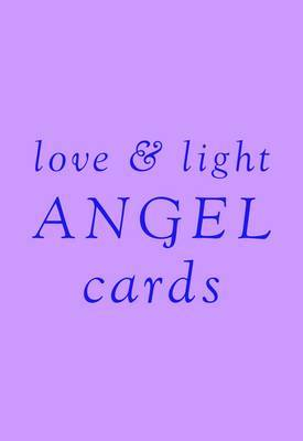 Love and Light Angel Cards by Angela McGerr image