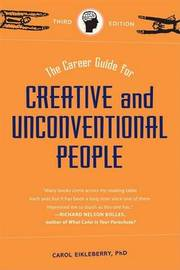 Career Gde Creative Unconvention by Carol Eikleberry image