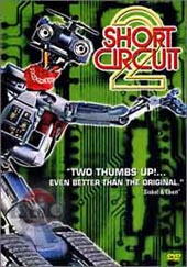 Short Circuit 2 on DVD