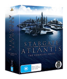 Stargate Atlantis - The Complete Series DVD