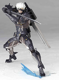 Metal Gear Revoltech Raiden Action Figure