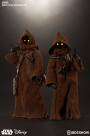 Star Wars - Jawa 1:6 Scale Figure Set image