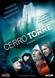 Cerro Torre: A Snowball's Chance In Hell on DVD