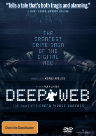 Deep Web on DVD