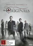 The Originals - Season 1 & 2 on DVD