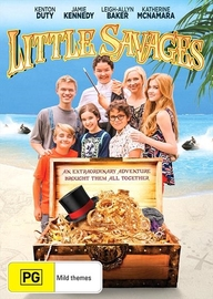 Little Savages on DVD