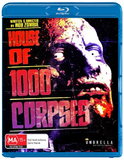 House Of 1000 Corpses on Blu-ray