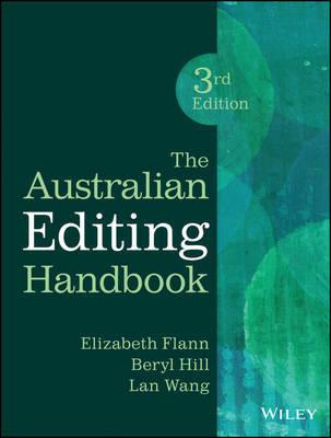 The Australian Editing Handbook by Elizabeth Flann