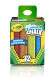 Crayola: 12 Thick Stick Chalk
