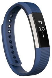 Fitbit Alta Fitness Tracker Wristband - Blue (Large) image