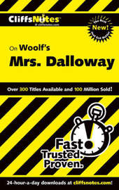 "CliffsNotes on Woolf's ""Mrs. Dalloway"" by Gary Carey"