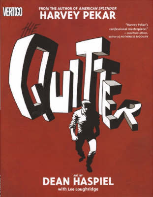The Quitter by Harvey Pekar image