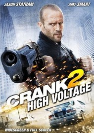 Crank 2: High Voltage on DVD