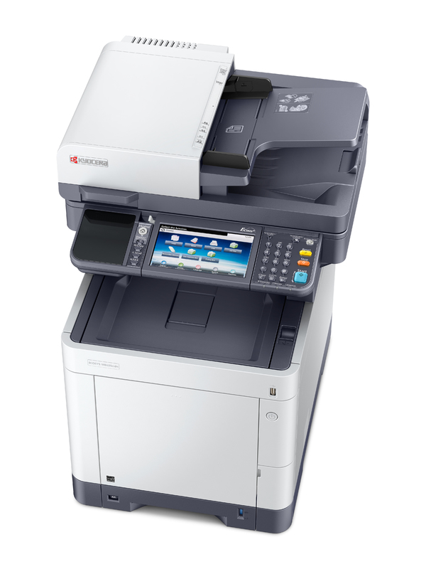Kyocera ECOSYS M6635CIDN 35ppm Colour Laser Multi Function Printer