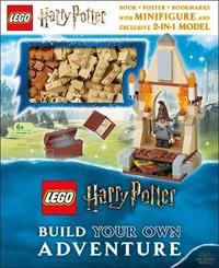 LEGO Harry Potter Build Your Own Adventure by DK