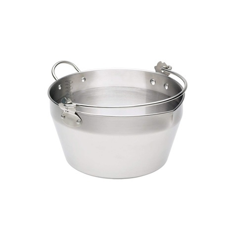 Stainless Steel Preserving Pan - 6L (24x15cm)