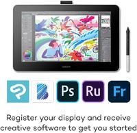 "13.3"" Wacom One Creative Pen Display Graphics Tablet"