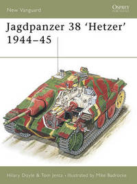 Jagdpanzer 38 'Hetzer' 1944-45 by Hilary L. Doyle
