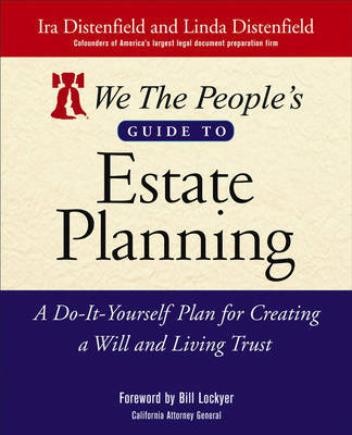 We the People's Guide to Estate Planning by Ira Distenfield image