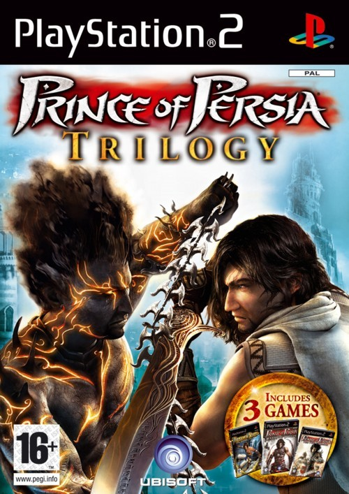 Prince of Persia Trilogy for PlayStation 2