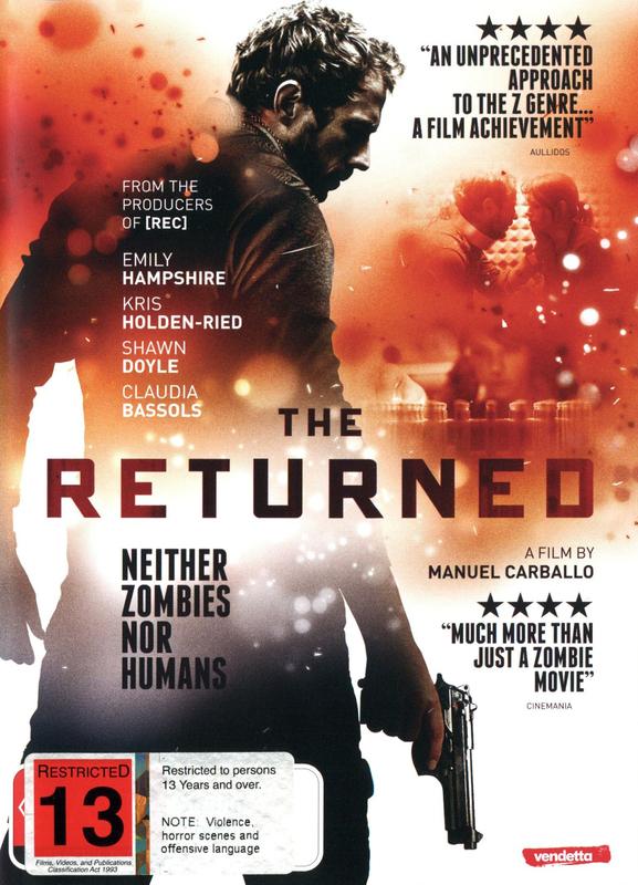 The Returned on DVD