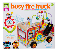 Alex: My Busy Fire Truck