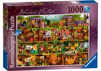 Ravenburger - Glorious Vintage Puzzle (1000pc)