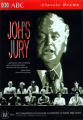 Joh's Jury on DVD