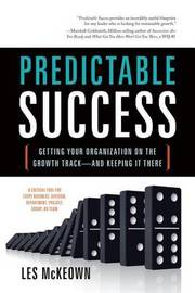 Predictable Success by Les McKeown image