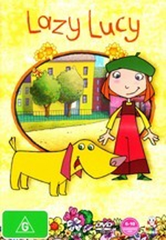 Lazy Lucy on DVD image