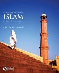 A New Introduction to Islam by Daniel W. Brown image