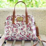 Loungefly Disney The Aristocats Marie Floral Bag