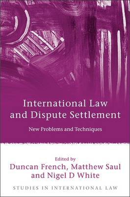 International Law and Dispute Settlement image